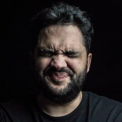 The face you make after drinking Apple Cider Vinegar