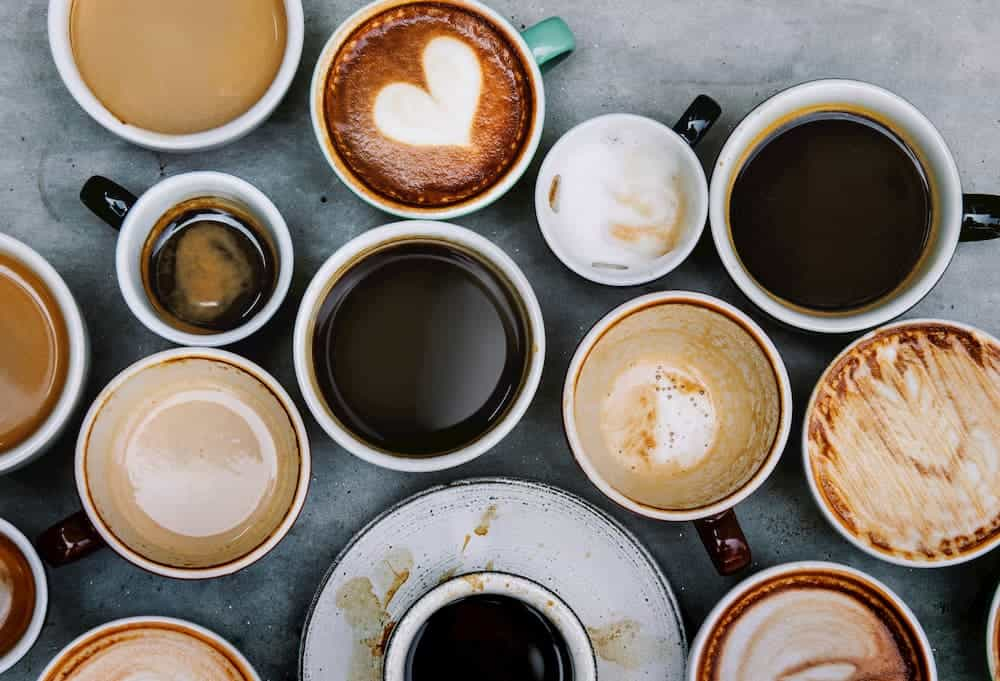 Almost Zero Calorie Coffee